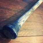 Fletcher Bats, vintage rubbed handle