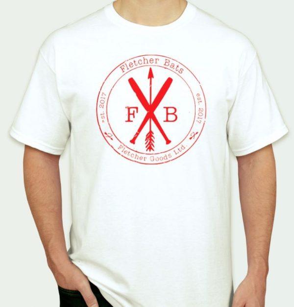 Fletcher Bats X Arrow seal t-shirt