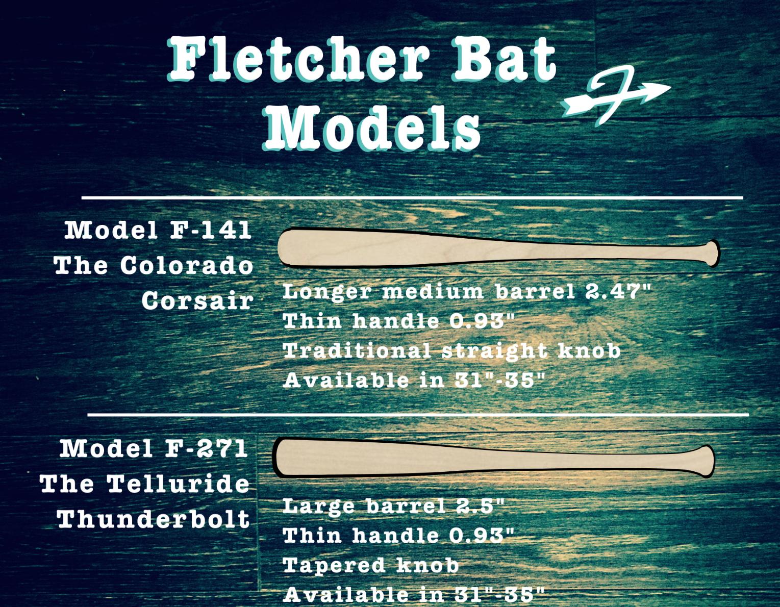 fletcher bat models